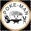 Poke-Man Logo